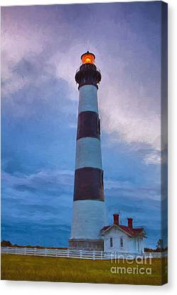 Enduring Strength Canvas Print by Dan Carmichael