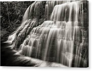 Lower Falls #3 Canvas Print by Stephen Stookey