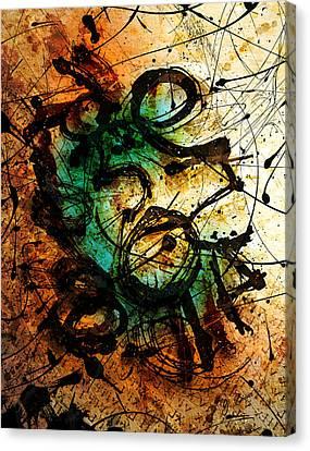 Enigma  Canvas Print by Gary Bodnar