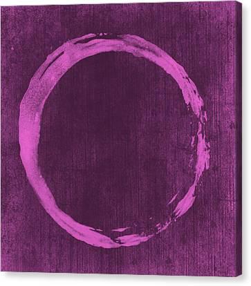 Enso 4 Canvas Print by Julie Niemela
