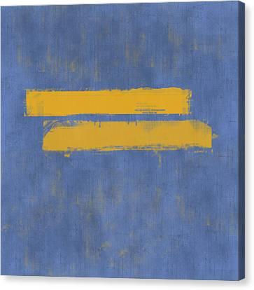 Equal Canvas Print by Julie Niemela