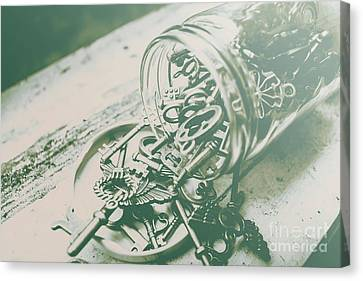 Escapade Canvas Print by Jorgo Photography - Wall Art Gallery