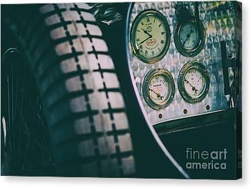 Essence Of Bugatti Canvas Print by Tim Gainey