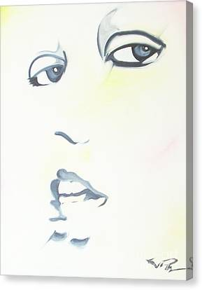 Essense Canvas Print by Joseph Palotas