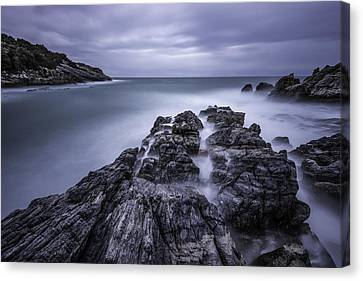 Every Breaking Wave Canvas Print by Panagiotis Filippou