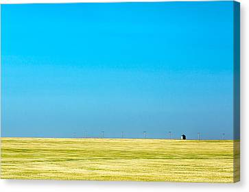 Expanse Canvas Print by Todd Klassy