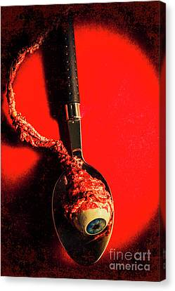 Eye Fillet Canvas Print by Jorgo Photography - Wall Art Gallery