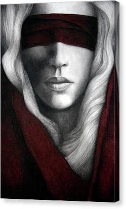 Faith Canvas Print by Pat Erickson