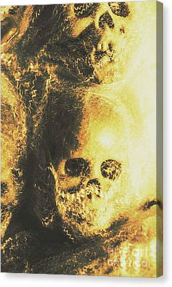 Fear Of The Capture Canvas Print by Jorgo Photography - Wall Art Gallery