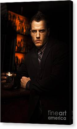 Fight Club Canvas Print by Jorgo Photography - Wall Art Gallery