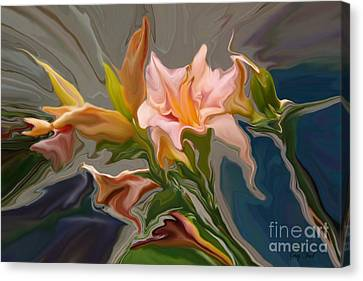 Finery Canvas Print by Corey Ford