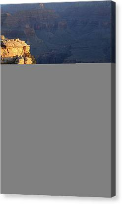 First Light  Canvas Print by Cyril Furlan