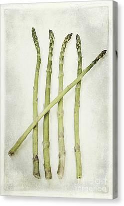 Five Canvas Print by Priska Wettstein