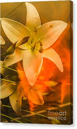 Flames Of Intimacy Canvas Print by Jorgo Photography - Wall Art Gallery