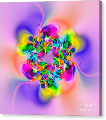 Flexibility 30c Canvas Print by Rolf Bertram