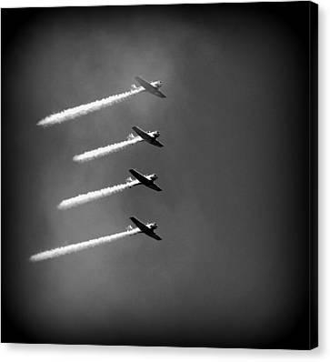 Flight Canvas Print by Kimberly Oegerle