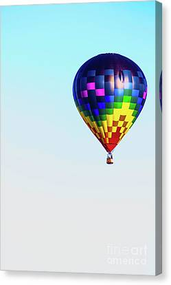 Floating   Canvas Print by Victory Designs