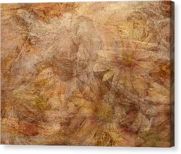 Floral Medley  Canvas Print by Andrea Kollo