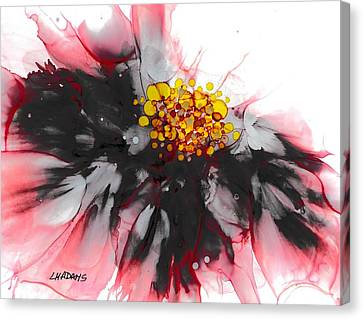 Flower Power Canvas Print by Louise Adams