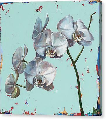 Flowers #10 Canvas Print by David Palmer