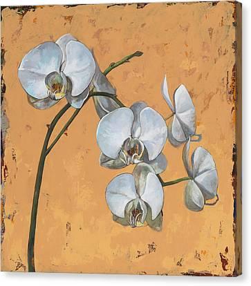 Flowers #8 Canvas Print by David Palmer
