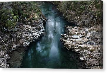 Flowing Spirit Canvas Print by Kevin Felts