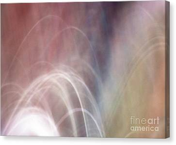 Fluency Canvas Print by Dorothy Hilde