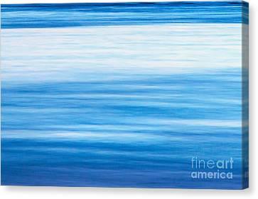 Fluid Motion Canvas Print by Az Jackson