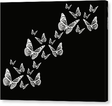 Fly Away Canvas Print by Lourry Legarde