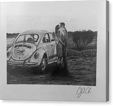 Footloose Canvas Print by Cody Cole