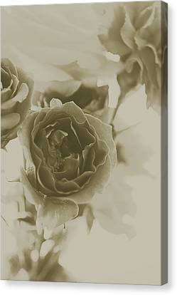 For Always Love Canvas Print by  The Art Of Marilyn Ridoutt-Greene