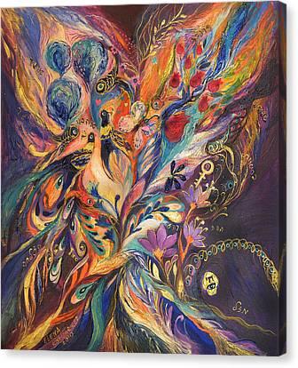 Foreboding Storm Canvas Print by Elena Kotliarker