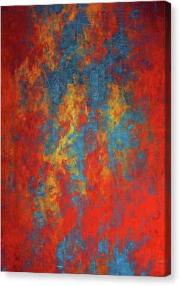 Forever Beautiful Canvas Print by Art Spectrum