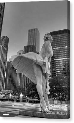 Forever Marilyn - 7 Canvas Print by David Bearden