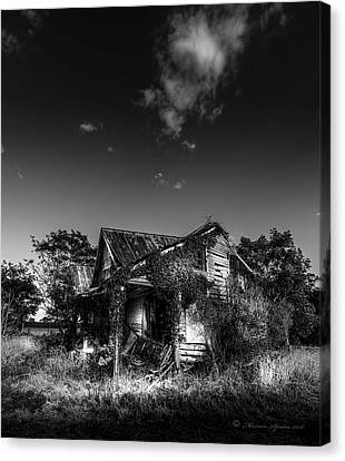 Forgotten Memories Canvas Print by Marvin Spates