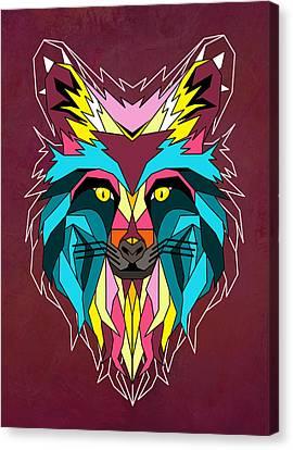 fox Canvas Print by Mark Ashkenazi