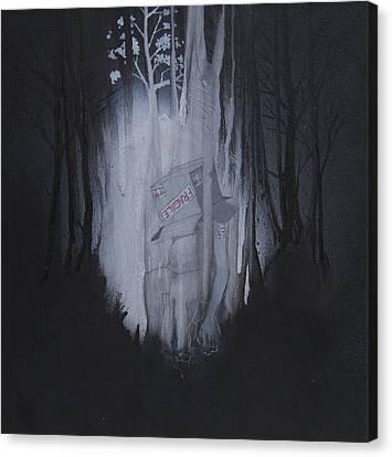 Fragile Canvas Print by Konrad Geel
