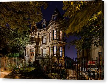 Franklin Castle  Canvas Print by Frank  Cramer