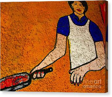 Fresh Today By Michael Fitzpatrick Canvas Print by Mexicolors Art Photography