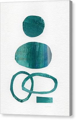 Fresh Water Canvas Print by Linda Woods