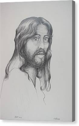 From Your Heart Canvas Print by Rick Ahlvers
