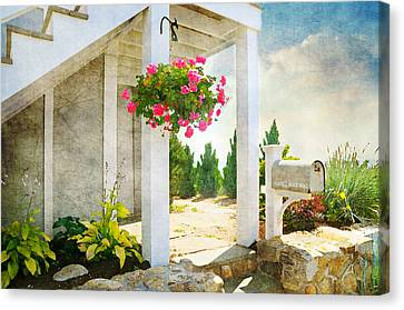 Front Porch Canvas Print by Diana Angstadt