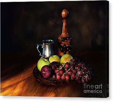 Fruit And Spirit Canvas Print by Mark Miller