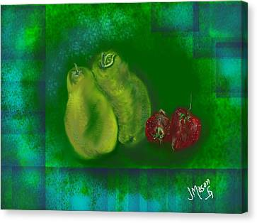 Fruit Canvas Print by Jessica Mason