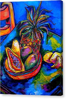 Fruitful Canvas Print by Patti Schermerhorn