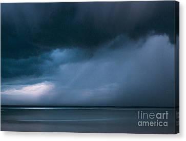 Gathering Storm Canvas Print by John Greim