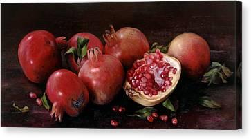 Genades Canvas Print by Kira Weber