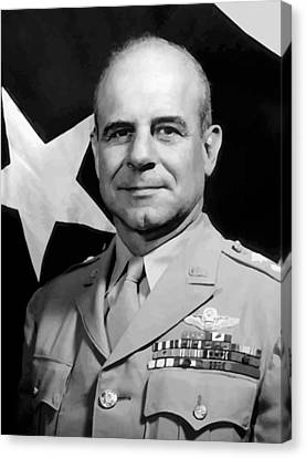 General Doolittle Canvas Print by War Is Hell Store
