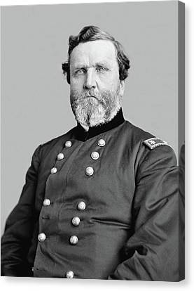 General George Thomas Canvas Print by War Is Hell Store