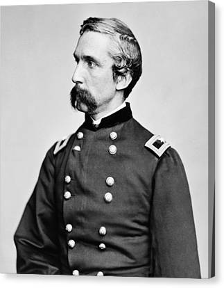 General Joshua Chamberlain  Canvas Print by War Is Hell Store